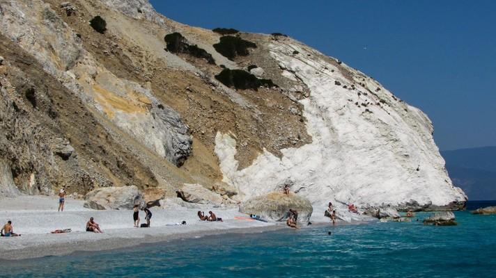 Agios Georgios, Delphi, Phocis Lalaria Beach  Skiathos Island
