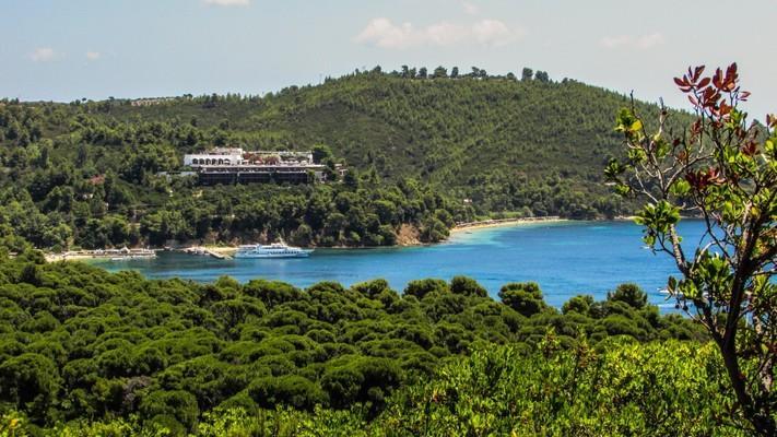 Paleochori, Dorida, Phocis Koukounaries Beach  Skiathos Island