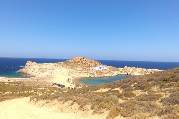 Kinigiana, Mylopotamos, Rethymno Agios Sostis Beach  Definitely a must see. - by Alex