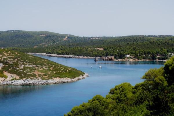 Atsitsa, Skyros, Skyros Island Paradise  Near Atsitsa beach, in Skyros - by tonino