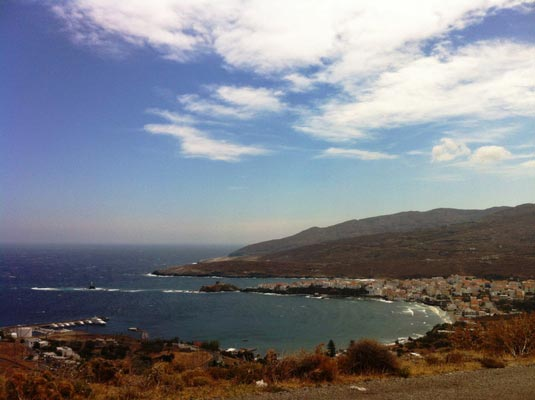 Andros Chora, Andros, Andros Island Andros Chora