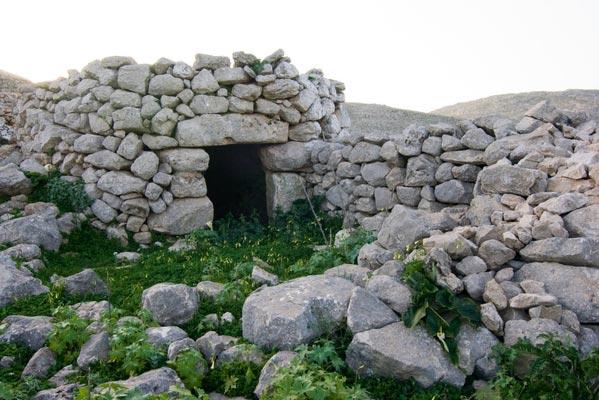 Archea Alikarna, Iera Poli Messologgiou, Aetolia-Acarnania