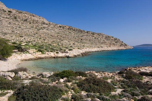 Ampelaki, Amfilochia, Aetolia-Acarnania Kania Beach  photo by Municipality of Chalki