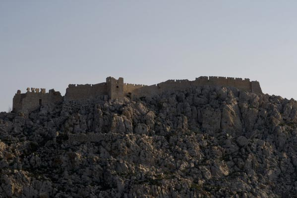 Akrideika, Agrinio, Aetolia-Acarnania Knights Castle  photo by Municipality of Chalki