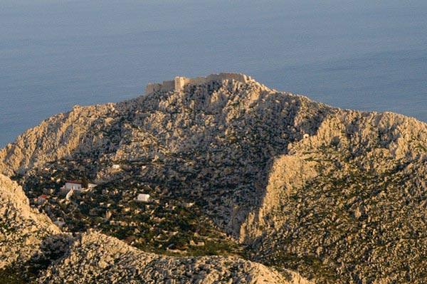 Chorio, Halki, Halki Island Chorio  photo by Municipality of Chalki