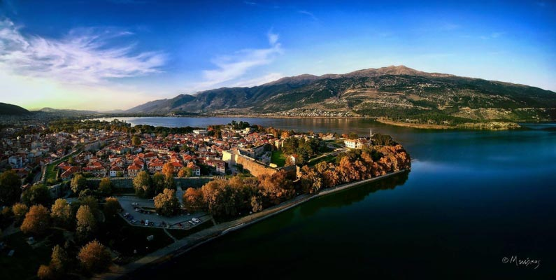 Ioannina, Ioanniton, Ioannina Ioannina City  photo by Menelaos Sykovelis, wikipedia.org