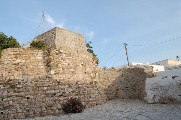 Agios Georgios Pagon, Corfu, Corfu Island Castle of Antiparos  photo by Municipality of Antiparos