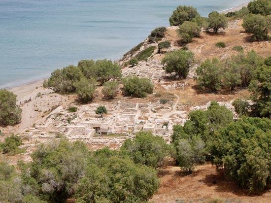 Afrodisia, Chios,