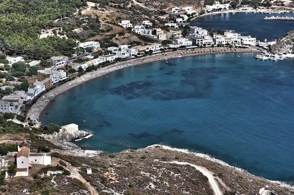 Paleoloutra, Agios Vasilios, Rethymno Kapsali Beach  Kythira Island