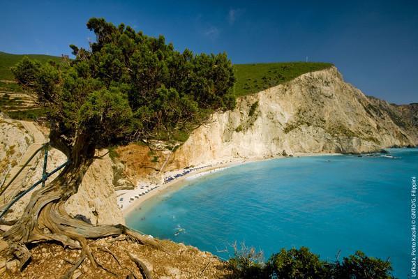 Vracha, Karpenisi, Evrytania Porto Katsiki Beach  photo by G Filippini, www.visitgreece.gr