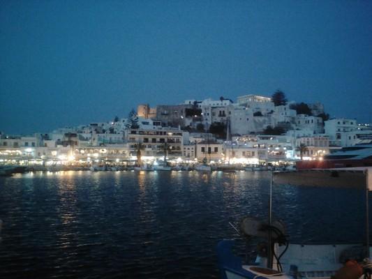 Naxos Town, Naxos, Naxos Island Naxos Island  Naxos Chora - by Κυριακή