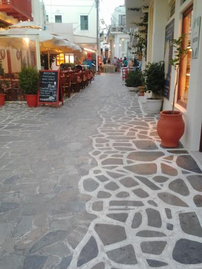 Naxos Town, Naxos, Naxos Island Naxos Island  Naxos Town - by Κυριακή
