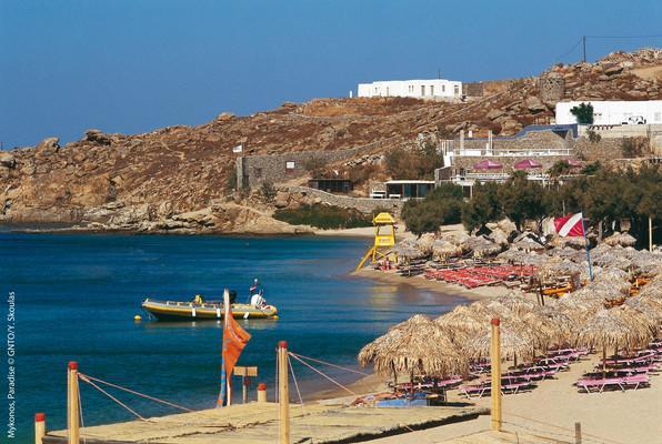 Charama, Agrinio, Aetolia-Acarnania Paradise Beach  photo by Y Skoulas, www.visitgreece.gr