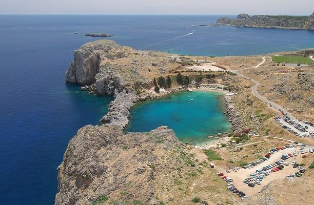 Charadra, Veria, Imathia Agios Pavlos Beach  photo by pixabay