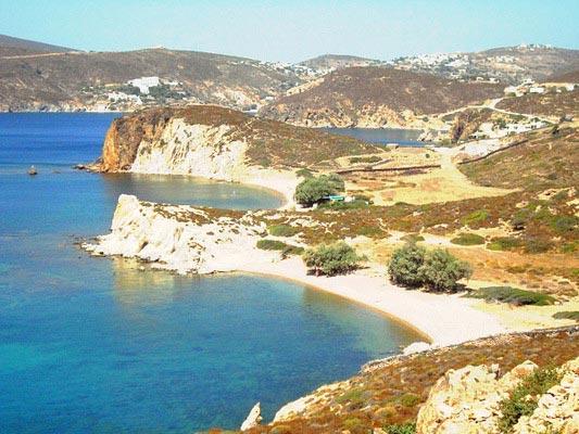 Klovinos, Dorida, Phocis Ligginou - Didimes Beach  photo by www.patmos.gr
