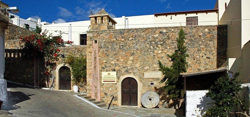Chalandra, Chios,