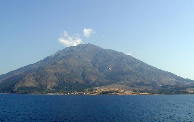 Samothrace Island Samothrace Island  photo by Marsyas, wikipedia.org