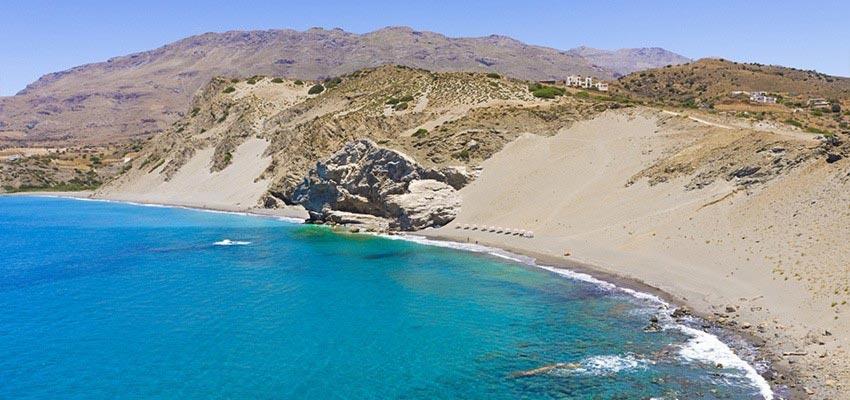 Margareika, Zakynthos, Zakynthos Island Agios Pavlos Sandhills Beach  photo by www.incrediblecrete.gr