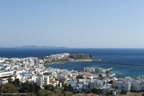 Tinos Chora, Tinos, Tinos Island Tinos Chora  photo by Y Skoulas, www.visitgreece.gr