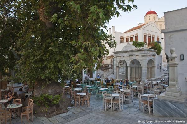 Panormos - Pyrgos, Tinos, Tinos Island Panormos - Pyrgos  photo Y Skoulas, www.visitgreece.gr