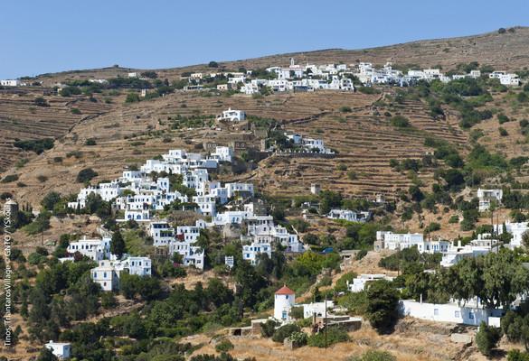 Triantaros, Tinos, Tinos Island Triantaros  photo by Y Skoulas, www.visitgreece.gr