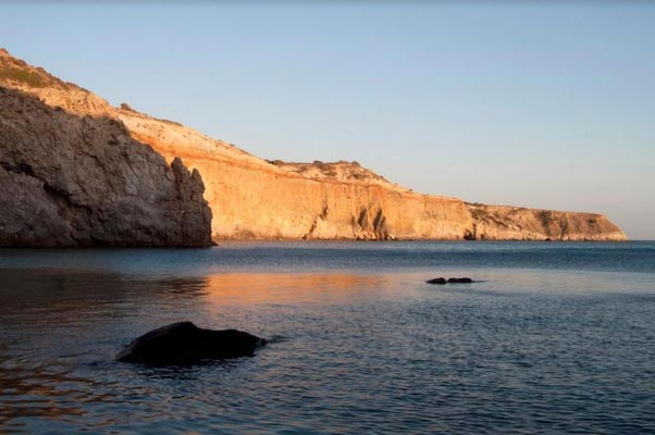 Petrilia, Domokos, Phthiotis Tsigrado Beach  photo by Themis Karoukis